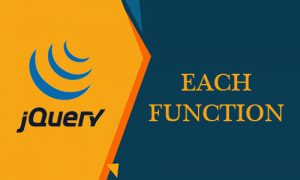 each Function
