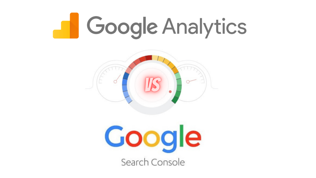 Simple Difference between Google Analytics and Google Search Console