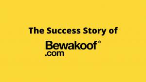 The Success Story of Bewakoof_com